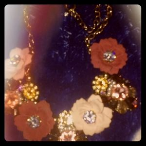 Floral Statement Piece